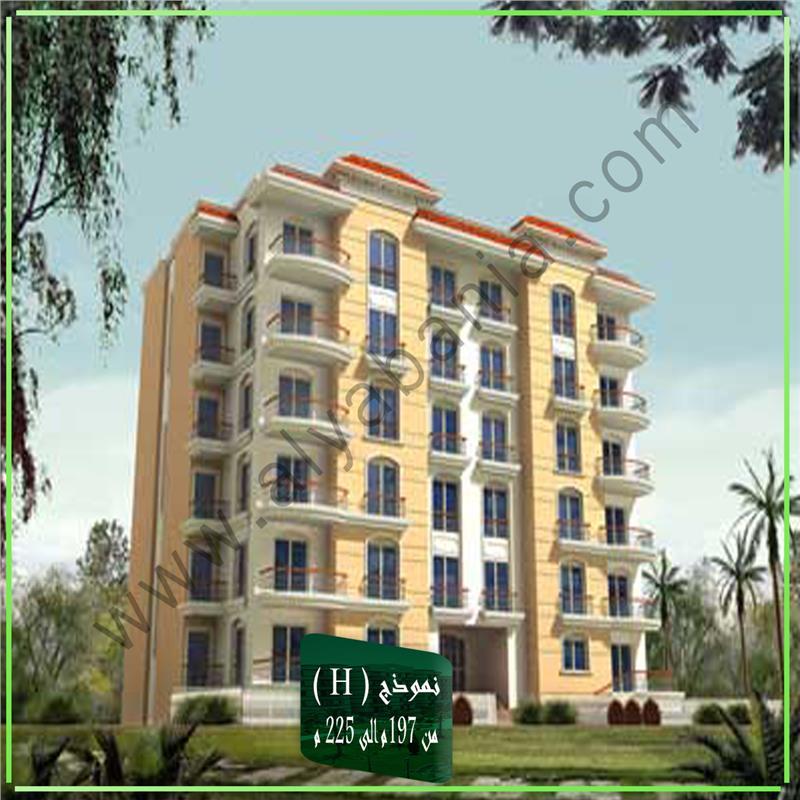 شقة فى مدينة الرحاب  224 م2 بحري وغربي للبيع كاش كود 39419