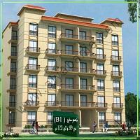 شقة فى مدينة الرحاب  119 م2 بحرى للبيع تقسيط كود 39571