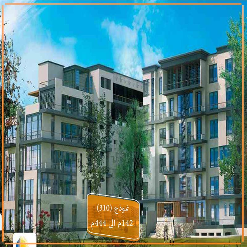شقة فى مدينتى 157 م2 للايجار قانون جديد كود 35598