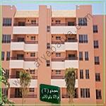 شقة فى مدينة الرحاب  157 م2 بحري و قبلي للبيع كاش كود 39639