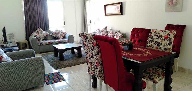 شقة فى مدينة الرحاب  131 م2 بحري وشرقي للايجار مفروش كود 11470