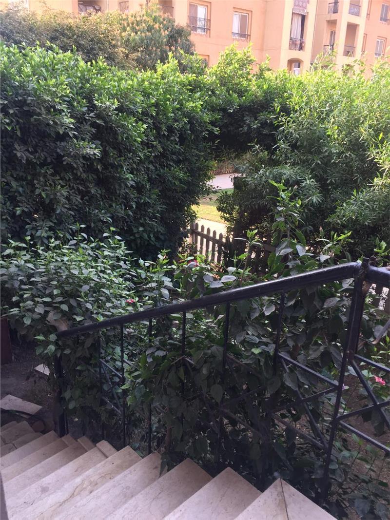 شقة فى مدينة الرحاب  136 م2 بحري و قبلي للايجار قانون جديد كود 11804