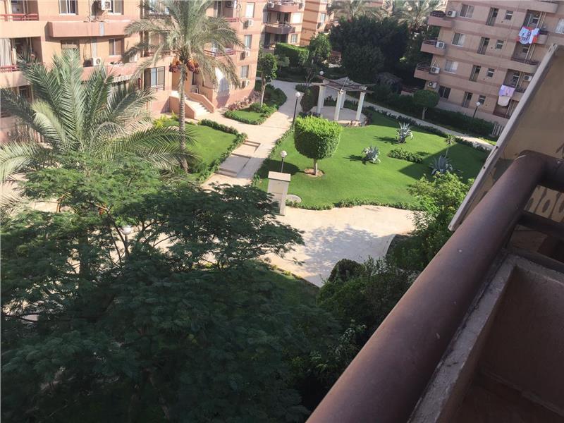 شقة فى مدينة الرحاب  168 م2 بحري وشرقي للبيع كاش كود 12530