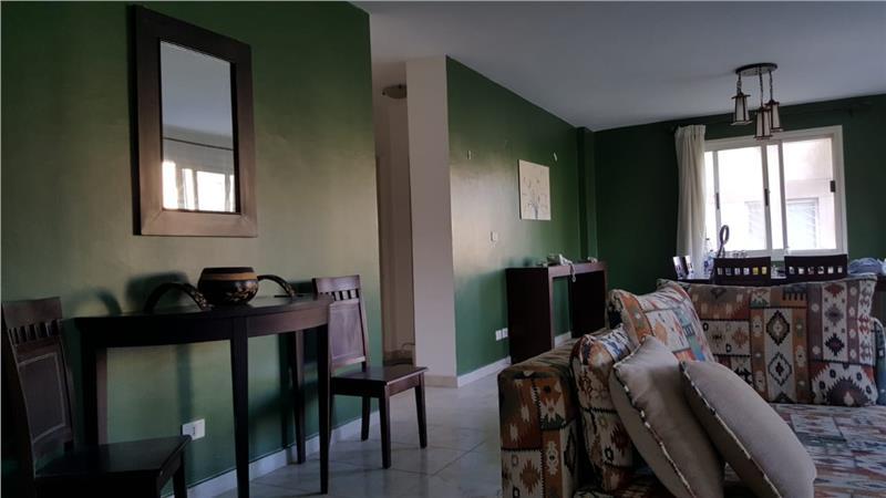 شقة فى مدينة الرحاب  175 م2 بحري و قبلي للايجار مفروش كود 15421
