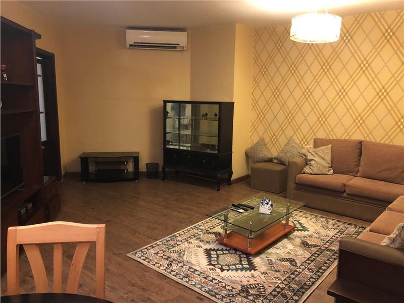 شقة فى مدينة الرحاب  90 م2 شرقى للايجار مفروش كود 19221