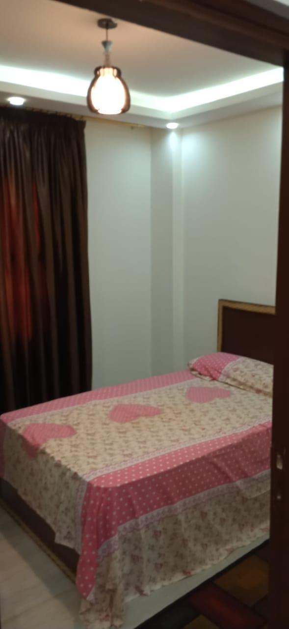 شقة فى مدينة الرحاب  107 م2 بحرى للايجار مفروش كود 23364
