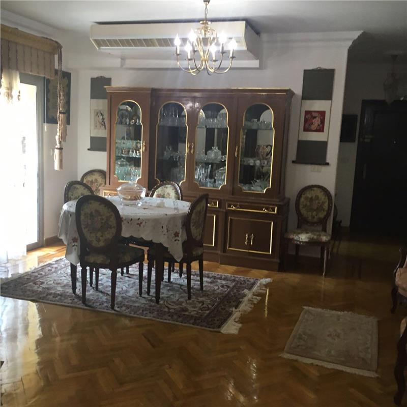 شقة فى مدينة الرحاب  154 م2 للبيع كاش بحري و قبلي كود 23400