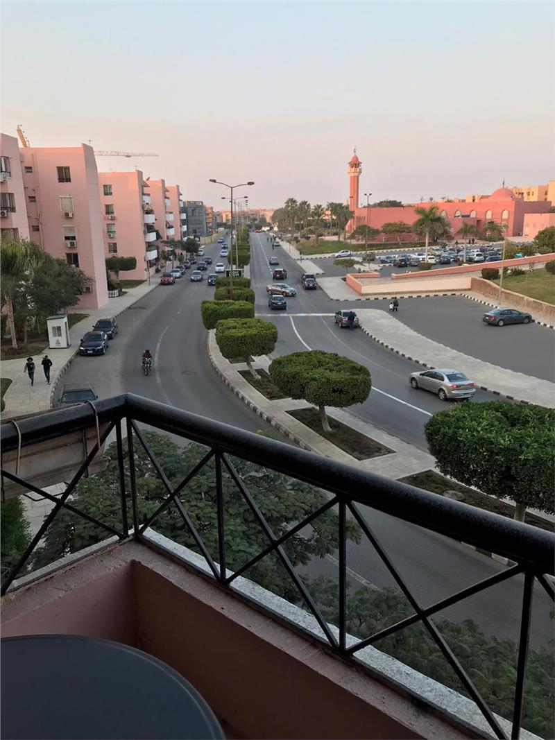 شقة فى مدينة الرحاب  90 م2 للايجار مفروش بحرى كود 24325