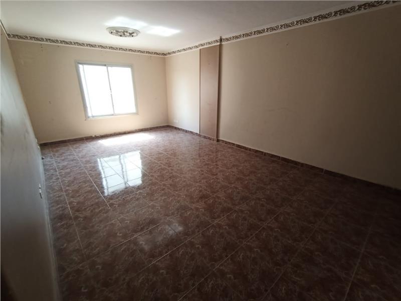 شقة فى مدينة الرحاب  123 م2 بحرى للايجار قانون جديد كود 27427