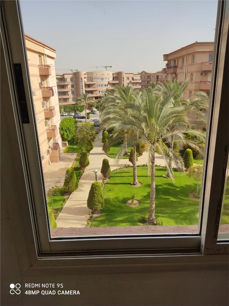 شقة فى مدينة الرحاب  164 م2 بحري وغربي للبيع كاش كود 28255
