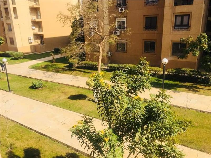 شقة فى مدينة الرحاب  123 م2 بحرى للايجار مفروش كود 28650