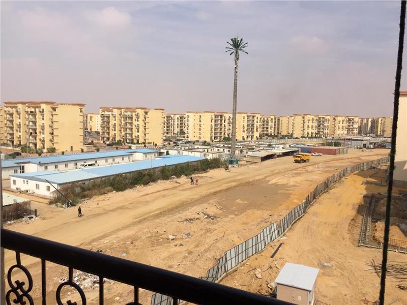 شقة فى مدينة الرحاب  137 م2 للبيع تقسيط بحرى كود 29006