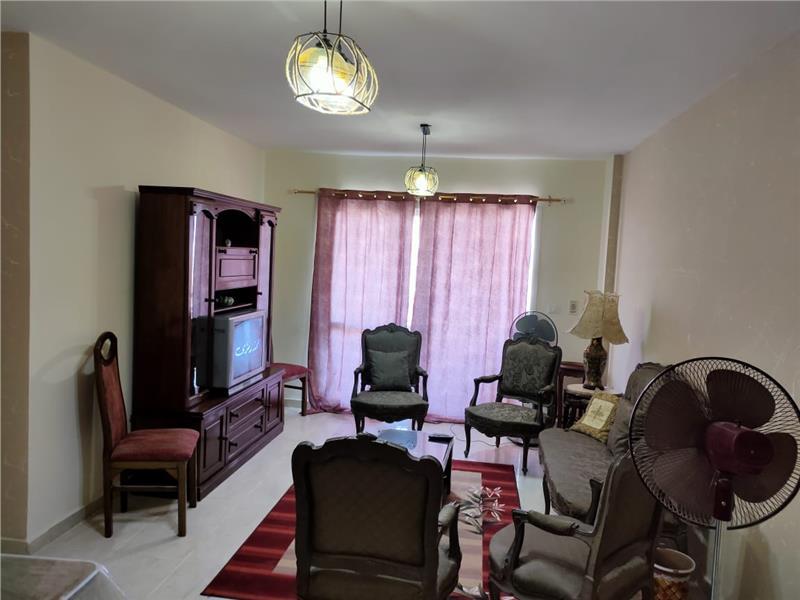 شقة فى مدينتى  110 م2 للايجار مفروش قبلى كود 3221