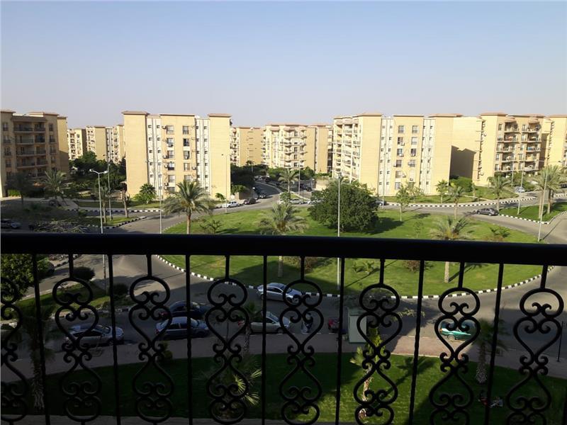 شقة فى مدينة الرحاب  162 م2 بحرى للايجار مفروش كود 34371