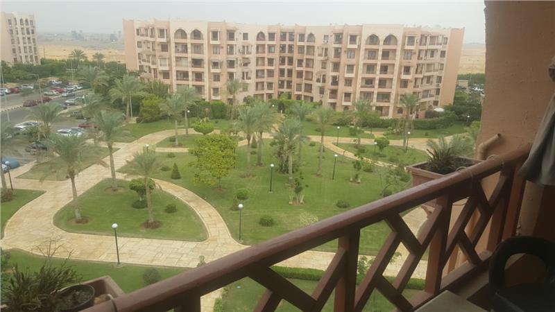 شقة فى مدينة الرحاب  120 م2 للايجار مفروش كود 35244