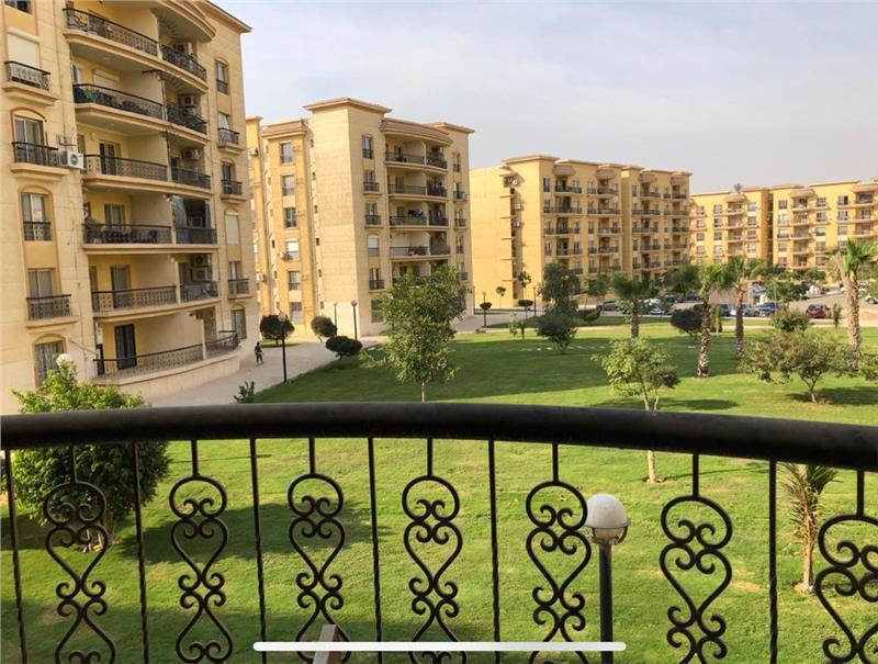 شقة للايجار مفروش فى  الرحاب 131 م2 كود 35807