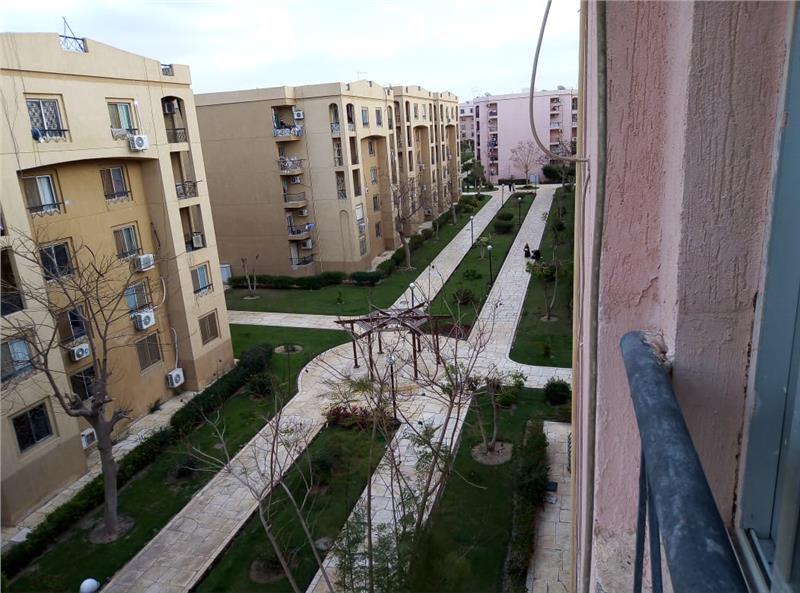 شقة فى مدينة الرحاب  90 م2 بحرى للبيع كاش كود 39211