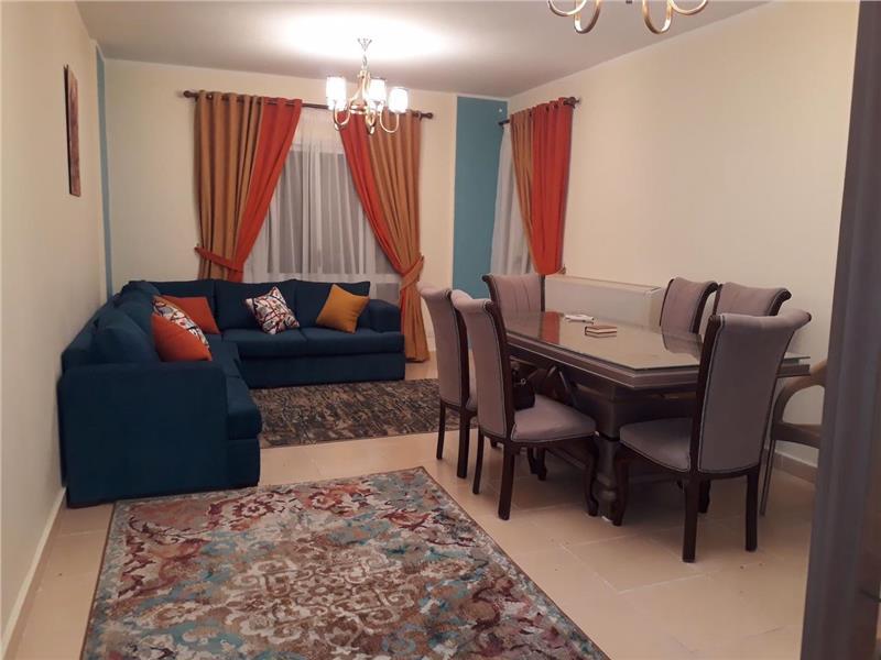 شقة فى مدينة الرحاب  131 م2 شرقى للبيع كاش كود 39600