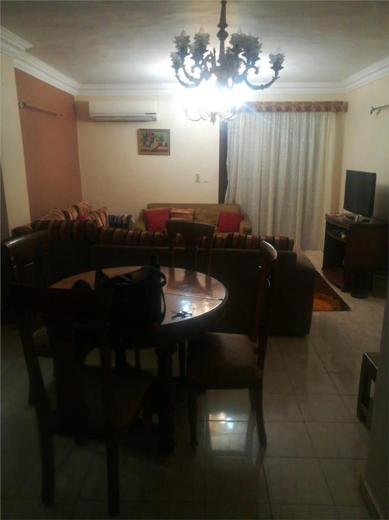 شقة فى مدينة الرحاب  90 م2 بحرى للايجار مفروش كود 39696