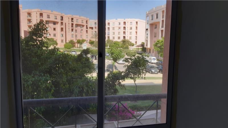 شقة فى مدينة الرحاب  123 م2 للبيع كاش كود 39831