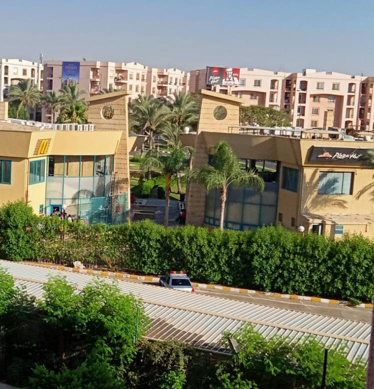 شقة فى مدينة الرحاب  123 م2 قبلى للايجار مفروش كود 39948