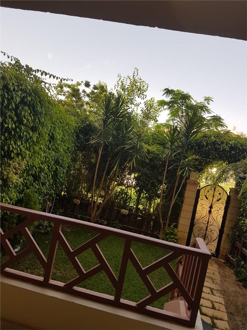 شقة فى مدينة الرحاب  171 م2 بحري وغربي للايجار مفروش كود 39957