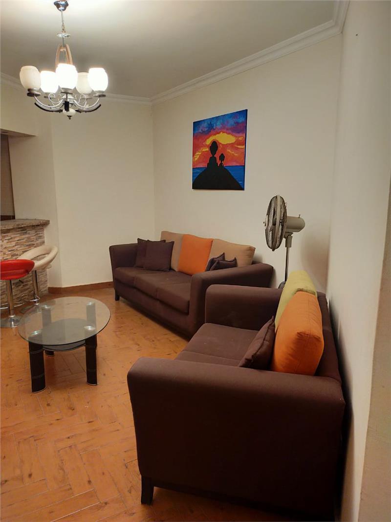 شقة فى مدينة الرحاب  60 م2 بحرى للايجار مفروش كود 39978