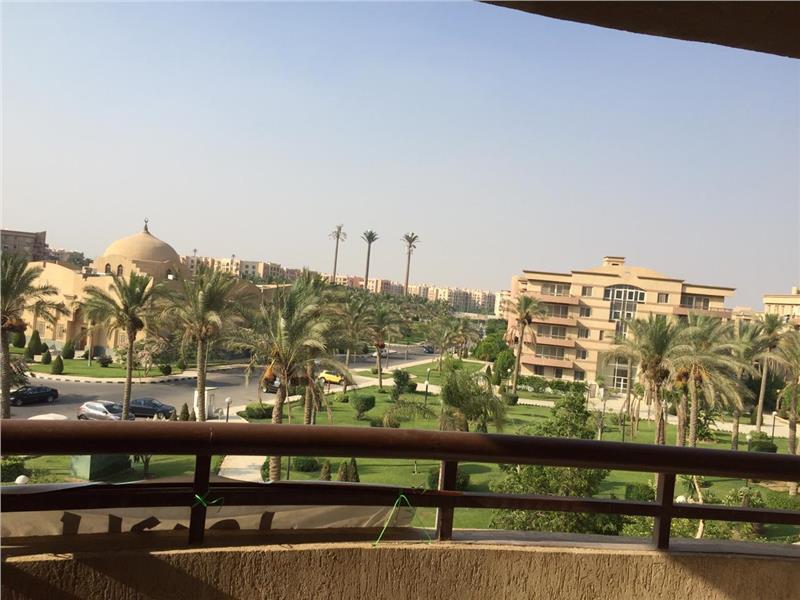 شقة فى مدينة الرحاب  146 م2 للايجار مفروش بحري و قبلي كود 40028