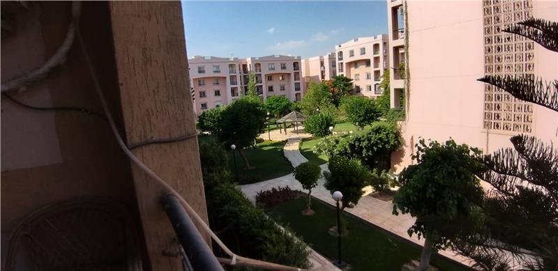 شقة فى مدينة الرحاب  108 م2 بحرى للايجار مفروش كود 40065