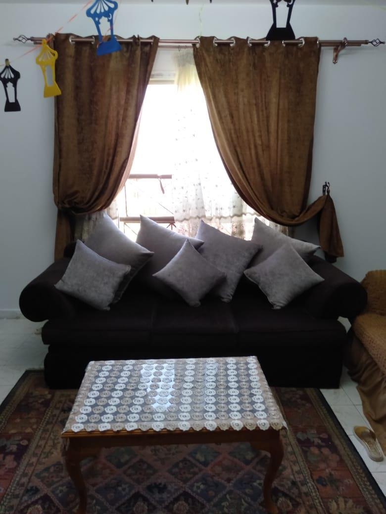 شقة فى مدينة الرحاب  123 م2 بحرى للايجار مفروش كود 40069