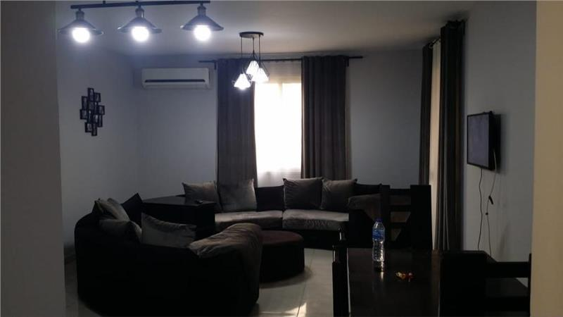 شقة فى مدينة الرحاب  107 م2 شرقي وغربي للايجار مفروش كود 4022