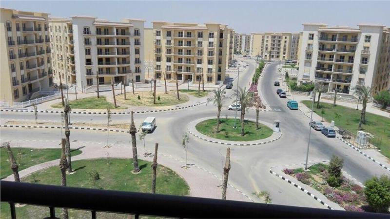 شقة فى مدينة الرحاب  119 م2 غربى للبيع كاش كود 40417