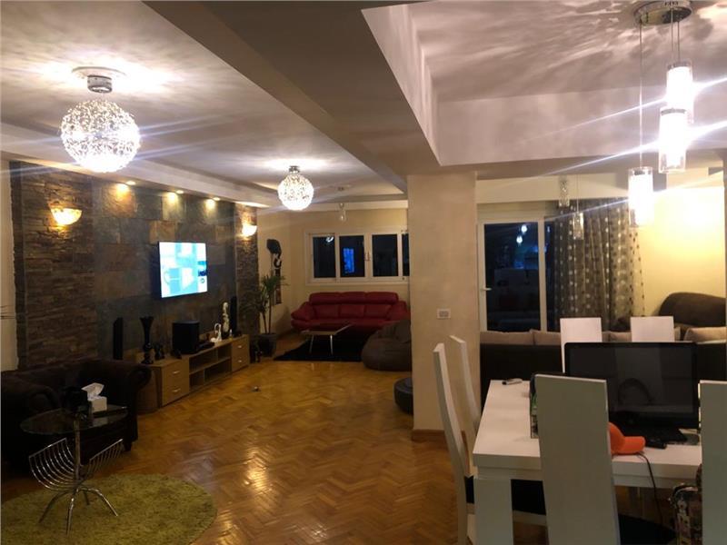 شقة فى مدينة نصر 235 م2 بحرى للبيع كاش كود 40535