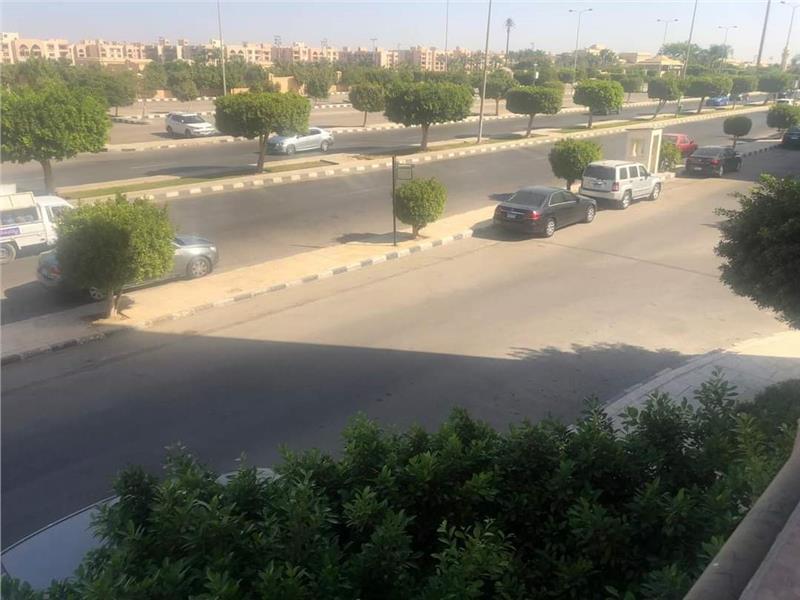 شقة فى مدينة الرحاب  155 م2 بحري و قبلي للايجار قانون جديد كود 40652