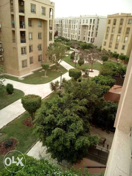 شقة فى مدينة الرحاب  153 م2 بحري وشرقي للبيع كاش كود 4078