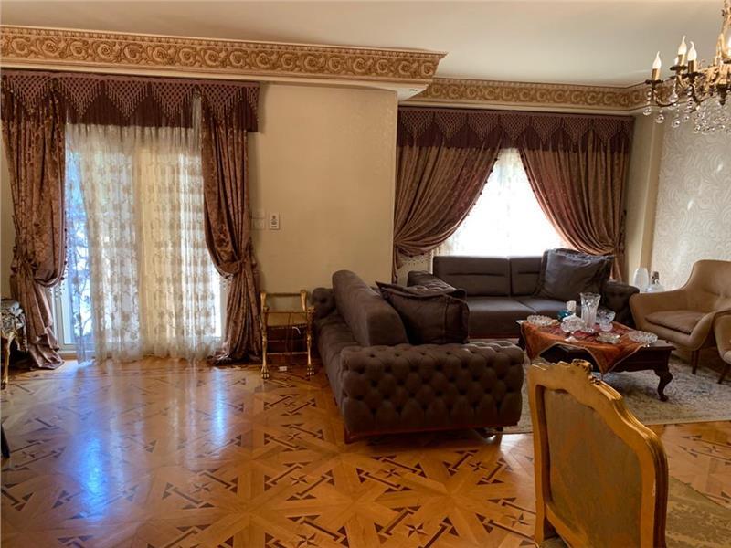 شقة فى مدينة الرحاب  179 م2 بحرى للبيع كاش كود 40937
