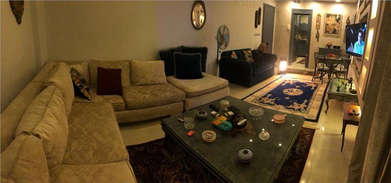 شقة فى مدينتى  88 م2 غربي وقبلي للبيع كاش كود 41090
