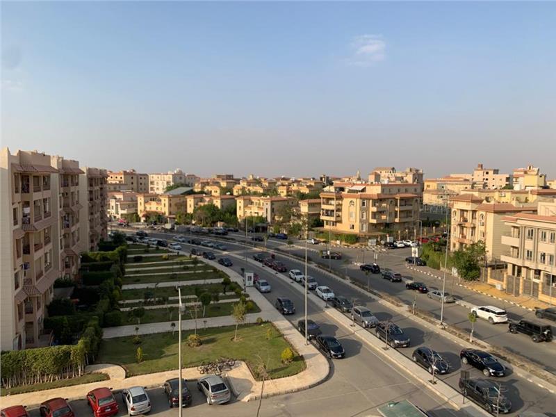 شقة فى مدينة الرحاب  127 م2 شرقى للبيع كاش كود 41523