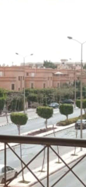 شقة فى مدينة الرحاب  155 م2 بحري وشرقي للبيع كاش كود 41993