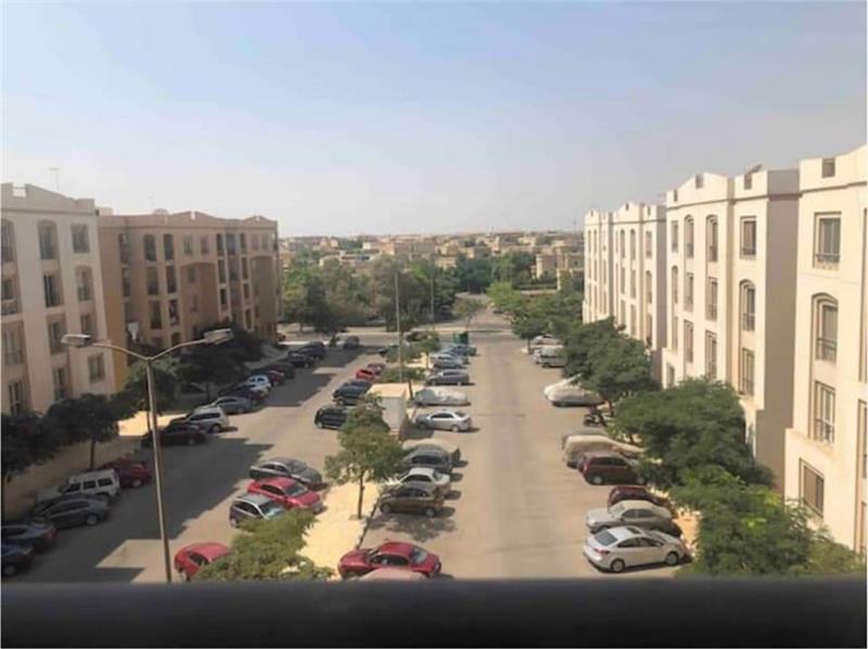 شقة فى مدينة الرحاب  123 م2 غربى للبيع كاش كود 42369