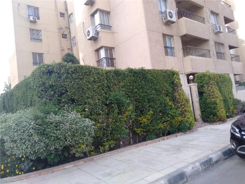 شقة فى مدينة الرحاب  164 م2 بحرى للبيع كاش كود 42794
