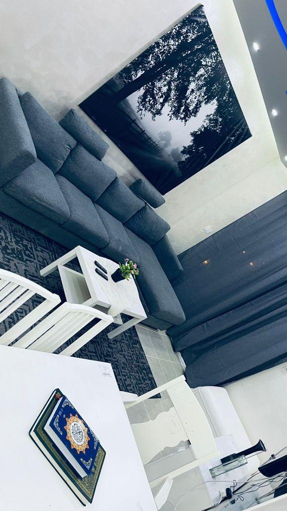 شقة فى مدينة الرحاب  86 م2 شرقى للايجار مفروش كود 43257