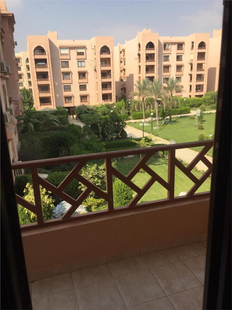 شقة فى مدينة الرحاب  305 م2 بحري و قبلي للايجار قانون جديد كود 43309
