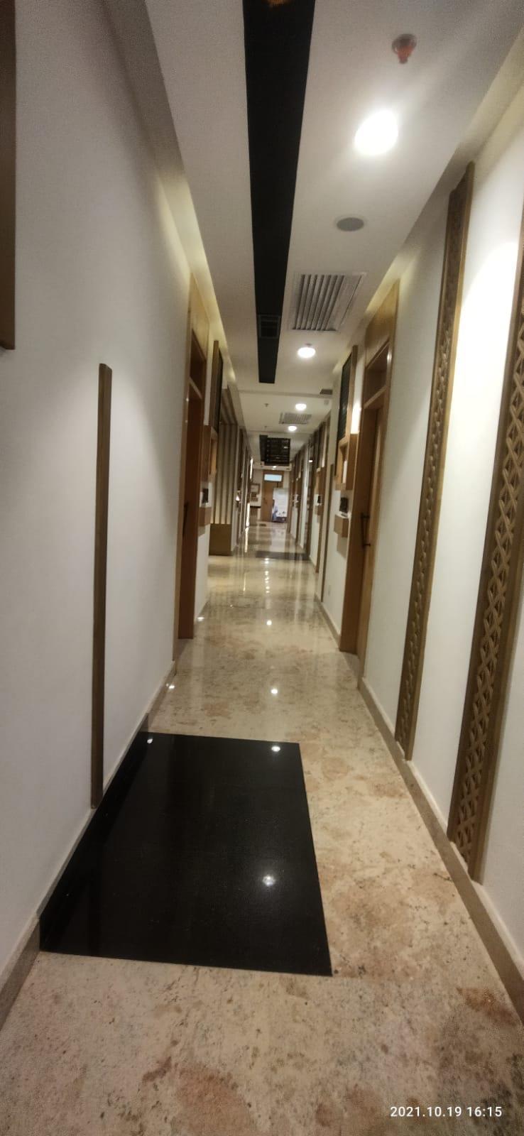 عيادة طبية فى مدينة الرحاب  46 م2 للايجار مفروش كود 43359