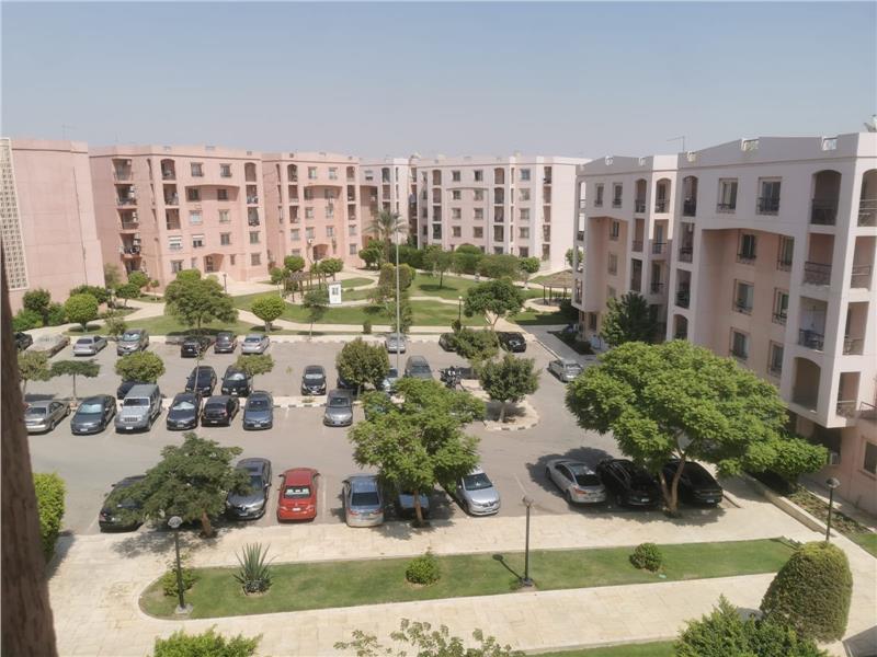 شقة فى مدينة الرحاب  123 م2 شرقى للبيع كاش كود 7684