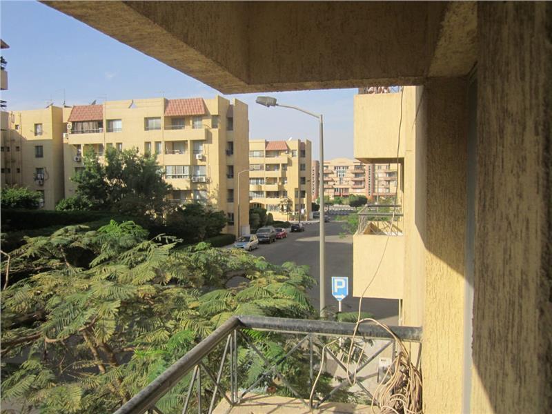 شقة فى مدينة الرحاب  154 م2 بحرى للايجار مفروش كود 7932